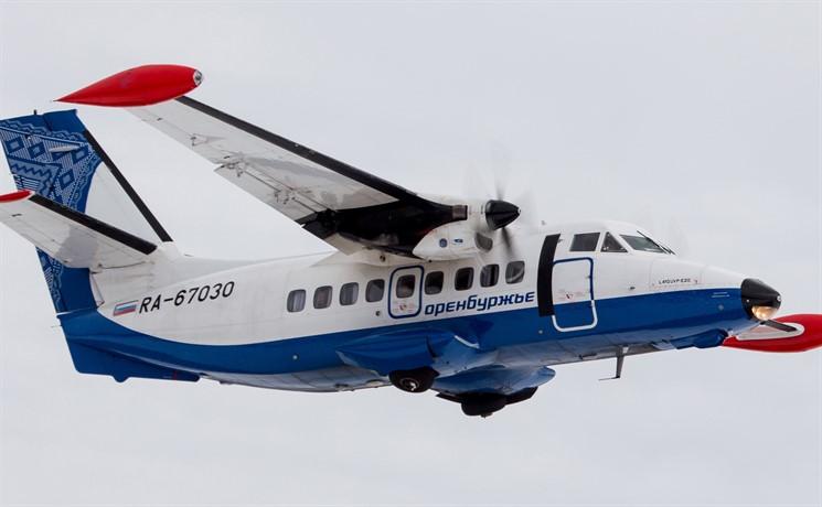 «Оренбуржье» начнет летать изЕкатеринбурга вИжевск