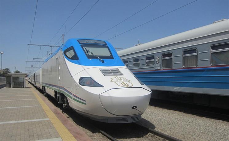 Узбекские желдороги ввели скоростной пассажирский сервис помаршруту Ташкент-Бухара