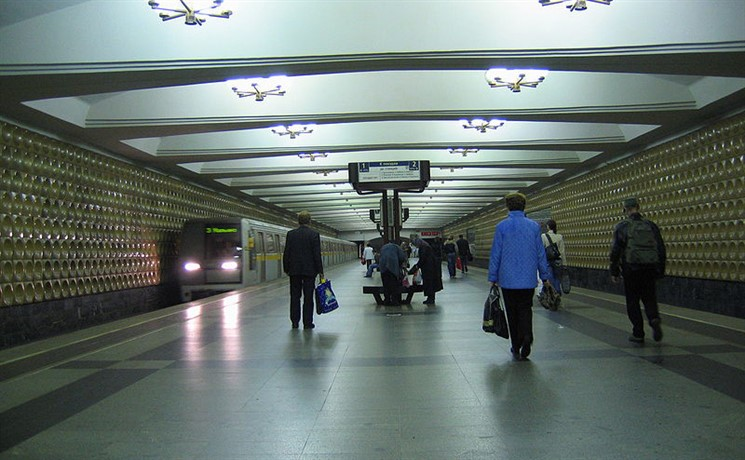 Вмосковском метро закрываются наремонт вестибюли нескольких станций