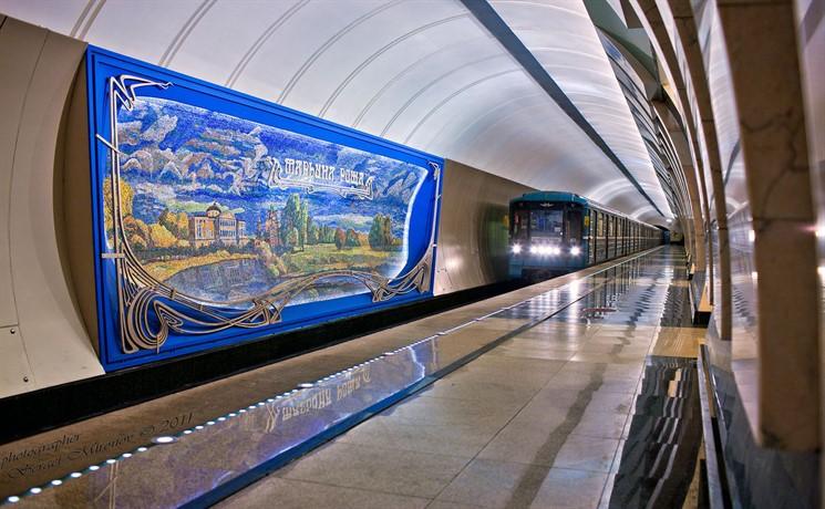 ВМоскве ввоскресенье закроют участок салатовой ветки метро