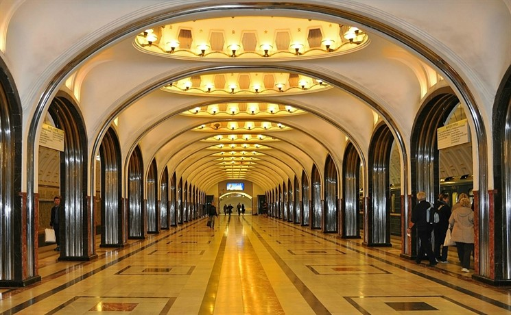 Участок Замоскворецкой линии метро закроют 27ноября