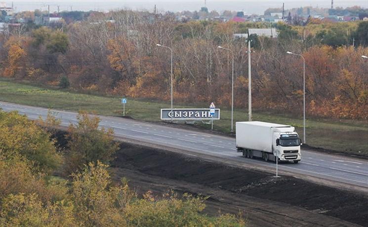 Отремонтированный за500млнруб. участок дороги М-5 открылся под Самарой