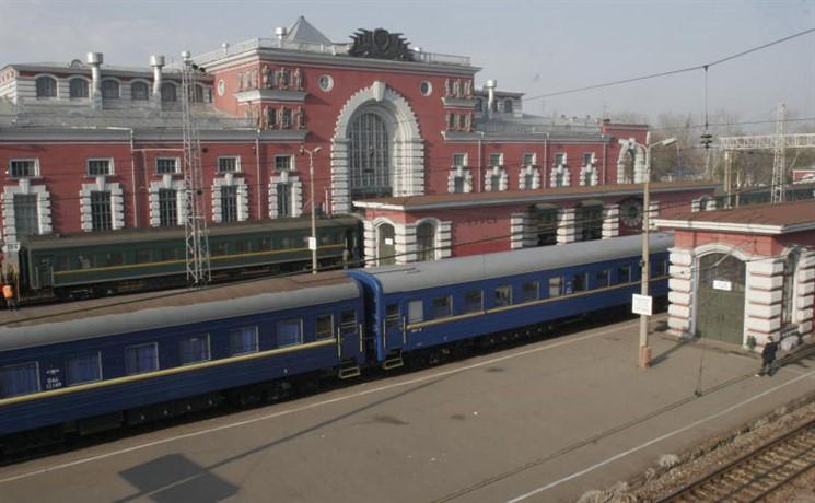 Сегодня начал курсировать новый поезд «Москва-Курск»
