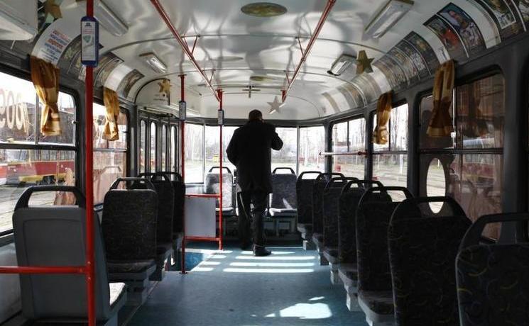 С13 по17ноября ночью краснодарские трамваи поменяют маршрут