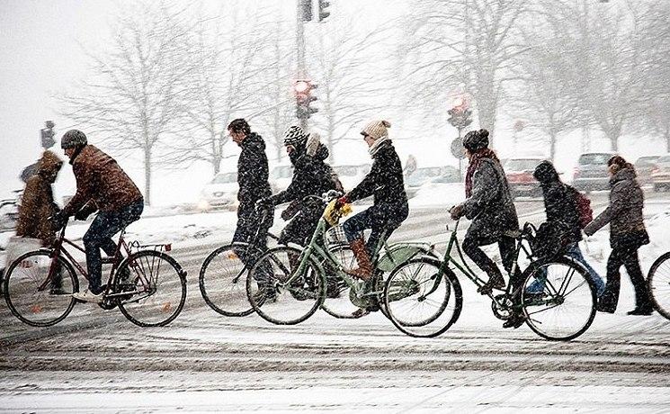 Несколько улиц столицы перекроют 11февраля навремя велопарада