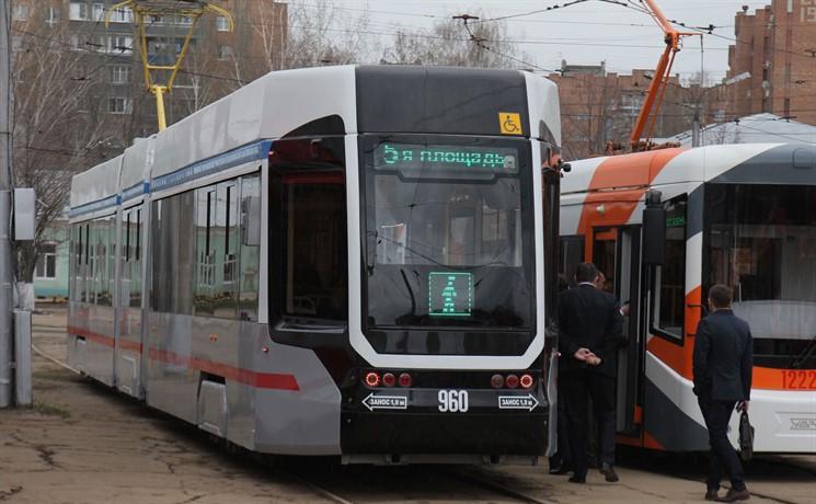 ВСамаре несмогли отыскать подрядчика, который предоставит влизинг 10 трамваев
