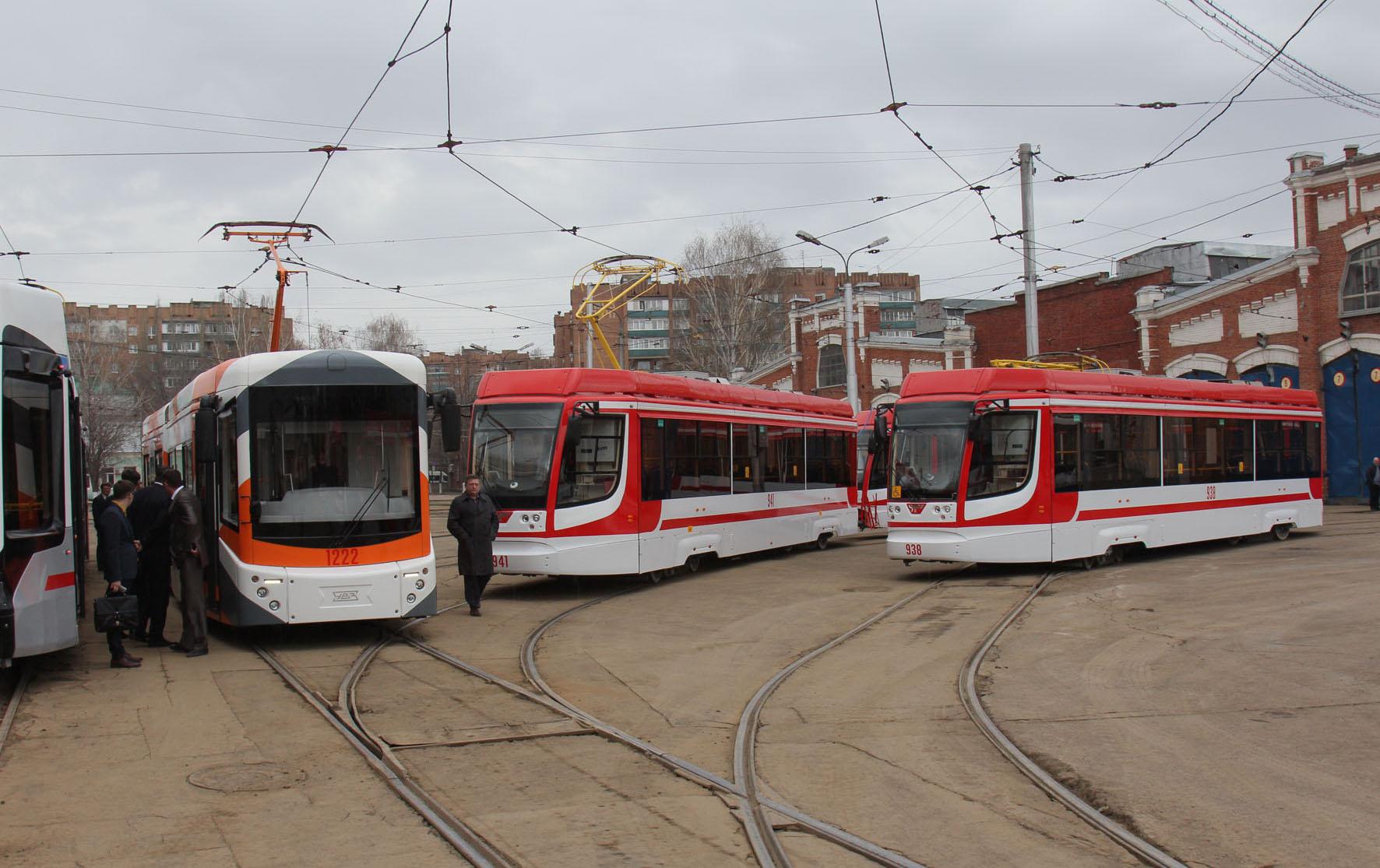 Фото новых троллейбусов воронежа 2