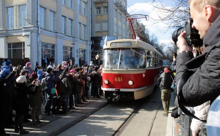 В 2018 году праздник Московского трамвая пройдёт 21 апреля
