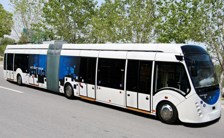 1-ый в столице России «безрогий» троллейбус выйдет намаршрут соследующей недели