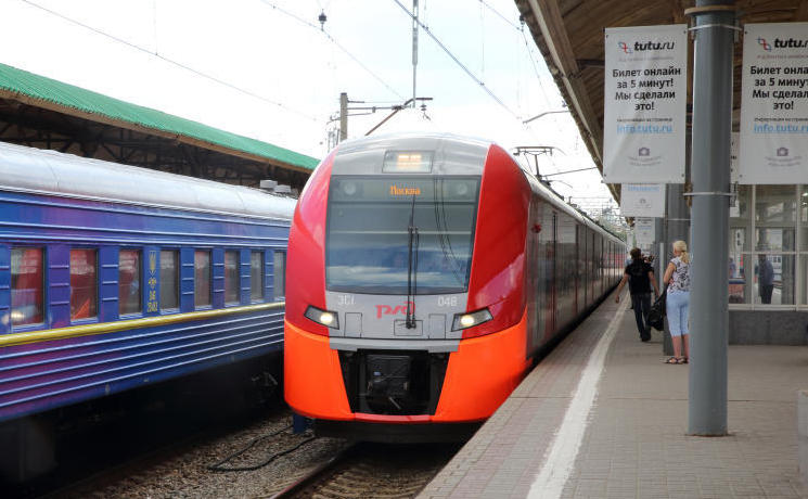 Еще одна «Ласточка» начнет курсировать между Нижним Новгородом иМосквой