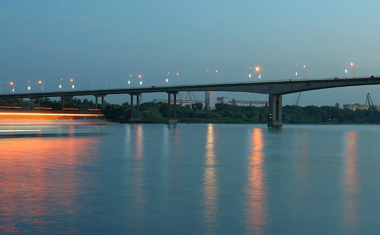 ПоВорошиловскому мосту со2октября пустят 5 городских маршрутов