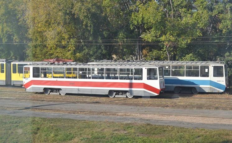 Монарх предложил мэру Новосибирска отремонтировать трамваи