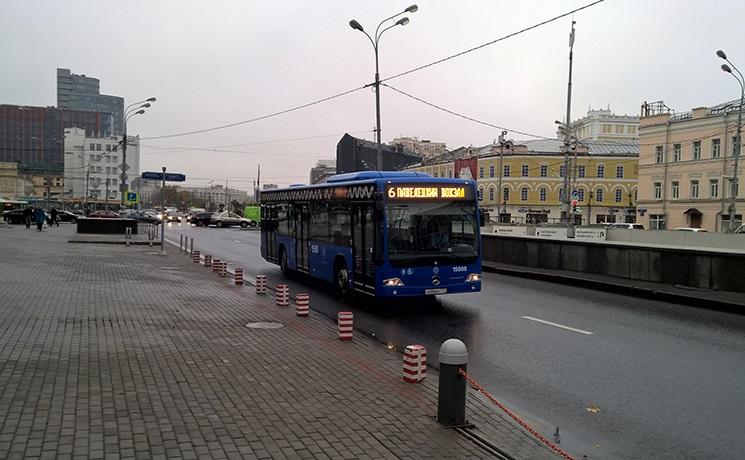 троллейбус бк маршрут москва остановки