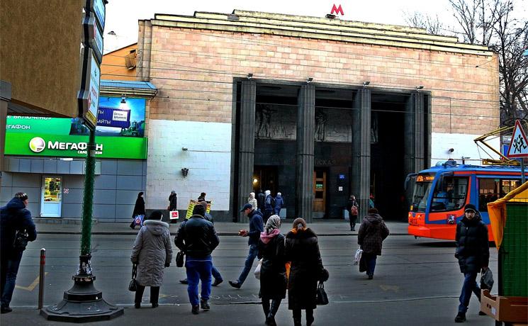 Станция «Бауманская» открывается 24 декабря