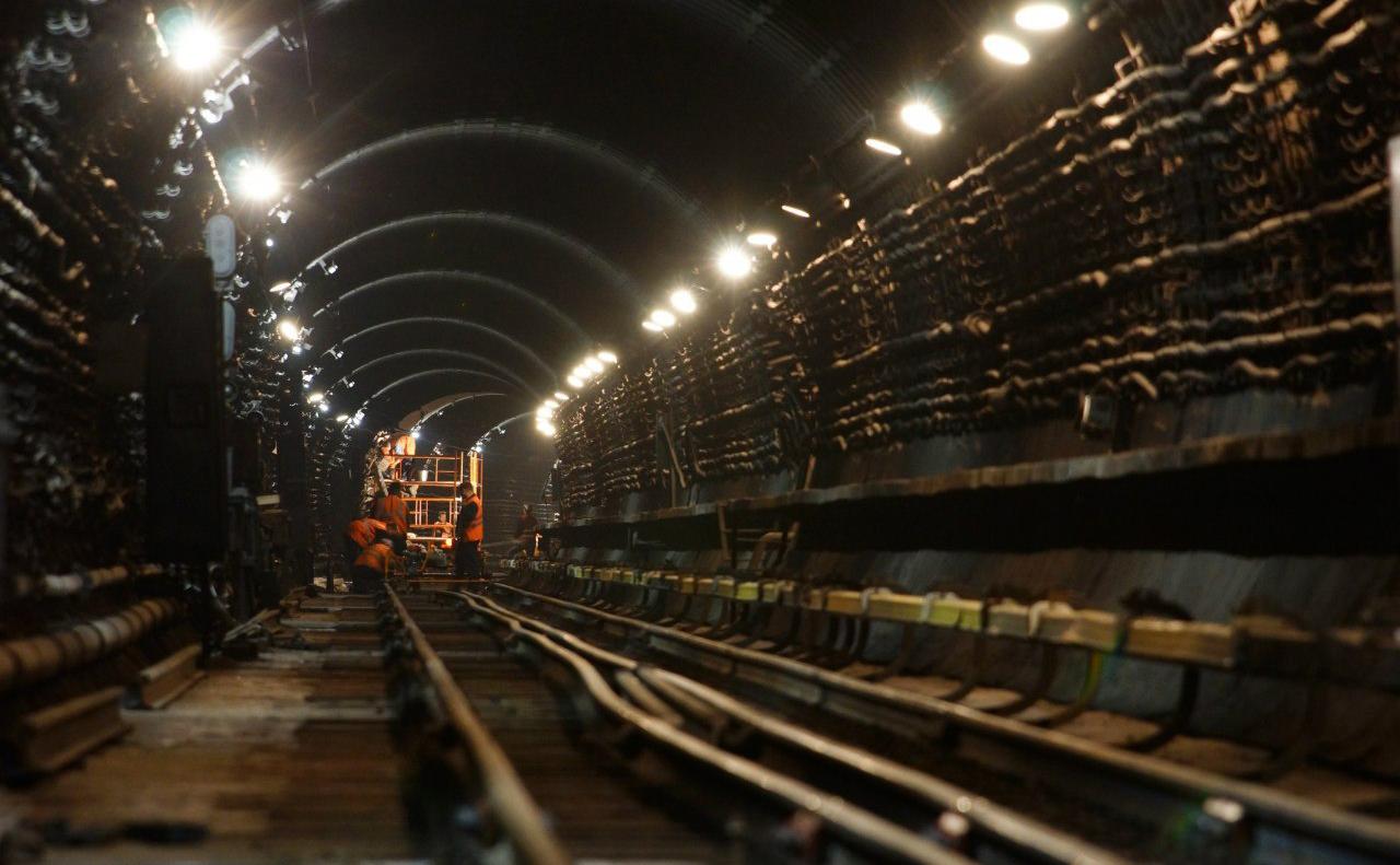 Закрытие станций метро столицы вновогодние каникулы